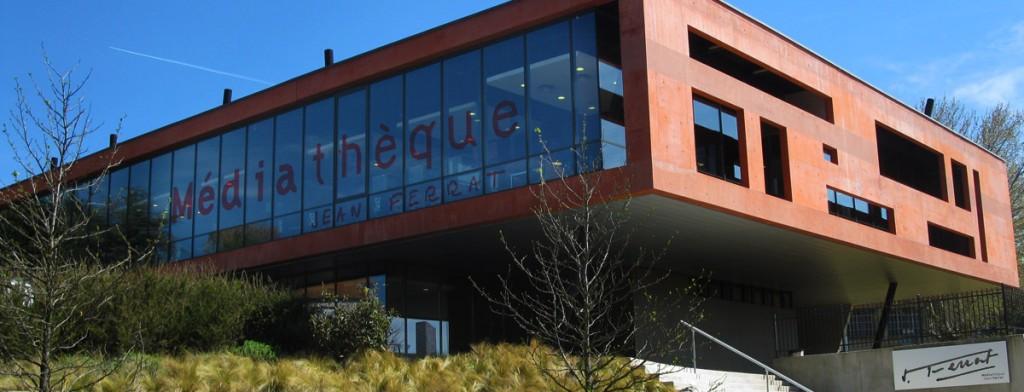 Mediathèque Aubenas