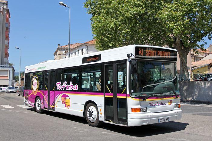 tout en Bus A, Ardèche