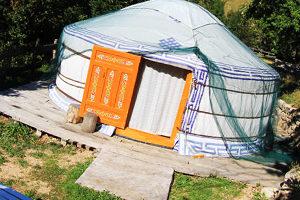 Hébergement insolite en Ardèche