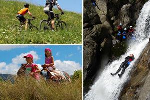 Activités en Ardèche