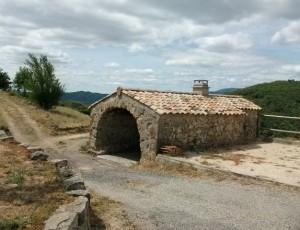 Asperjoc, village d'Ardèche
