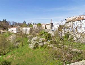 Saint-Joseph-des-Bancs, village d'Ardèche