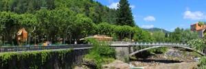 les parcs de Vals-les-Bains