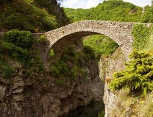 Le Pont du Diable, Ardèche