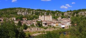 Vogüé, Ardèche