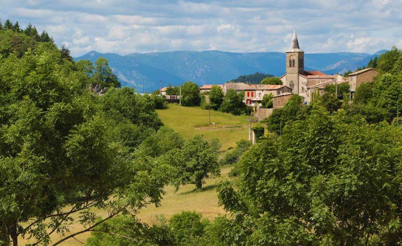 St-Etienne-de-Boulogne en Ardèche