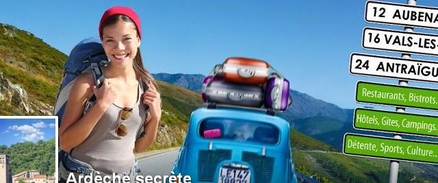 Ardèche secrète