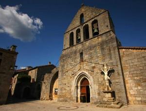 Ailhon-village d'Ardèche