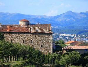 Fons, village d'Ardèche
