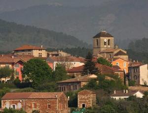 Vinezac en Ardèche