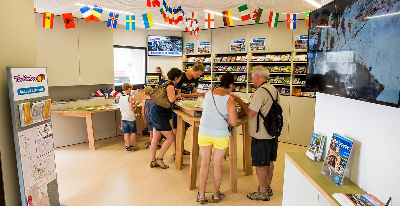 Un nouvel office de tourisme aubenas ard che office de tourisme - Ardeche office du tourisme ...