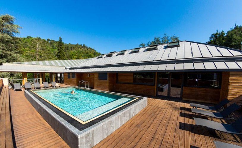 Spa Sequoia Redwood