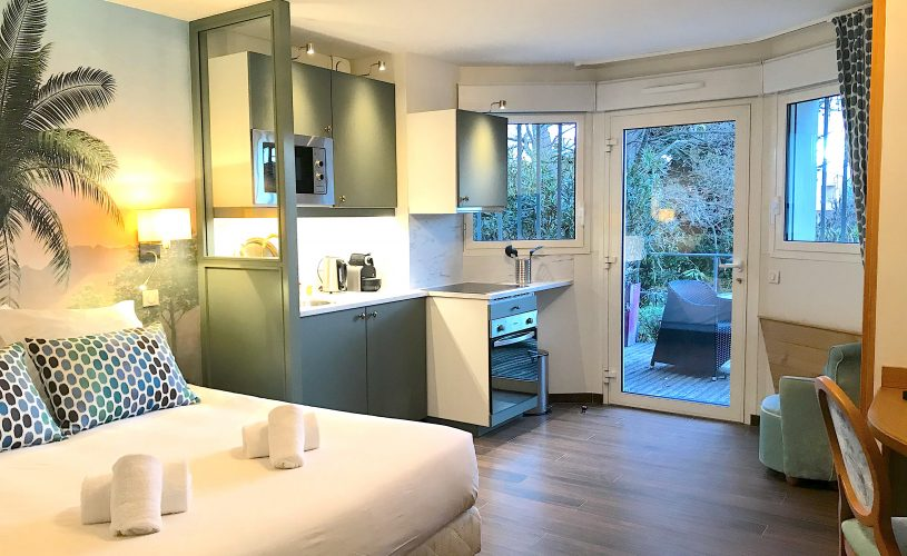 Villa Elisa M Chambre & Cuisine