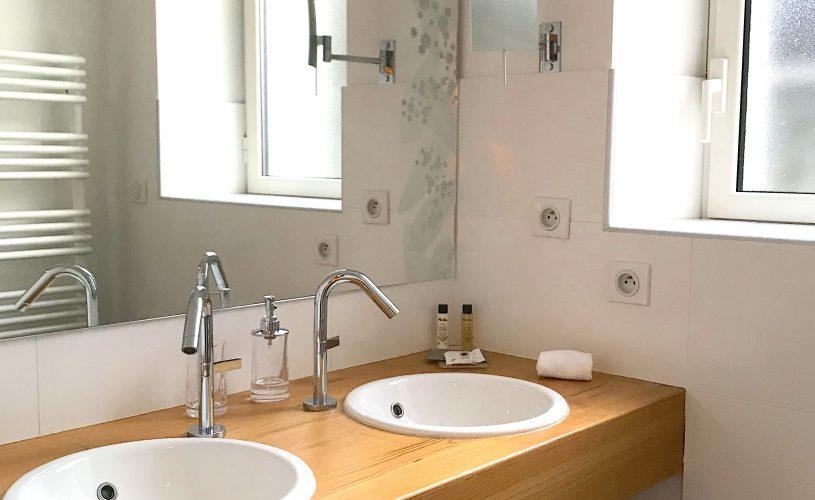 Villa Elisa M Chambres salle de bains