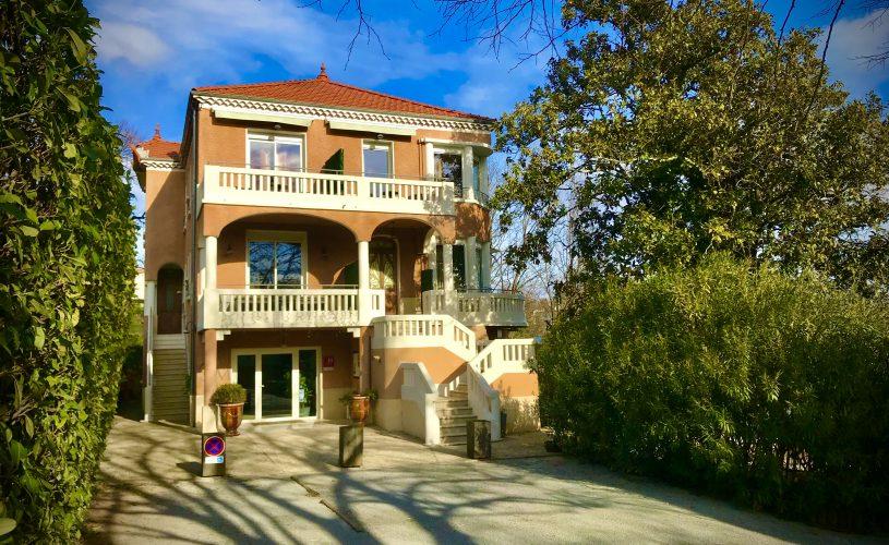 Villa Elisa Facade entrée