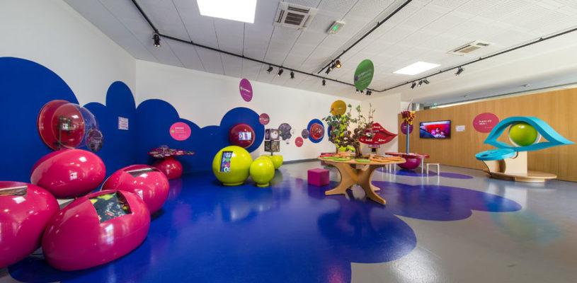 Espace jeux – pédagogique