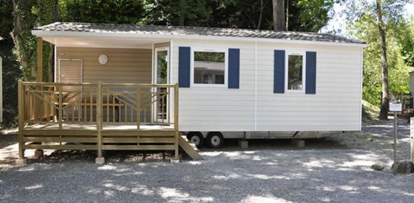 Camping Rives d'Auzon à Lavilledieu