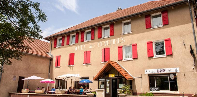 Hôtel des Cévennes