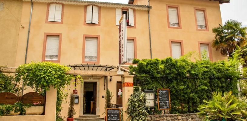 Hôtel les Touristes