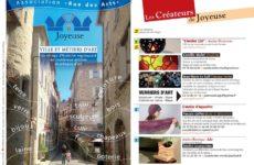 rue des arts joyeuse ardeche