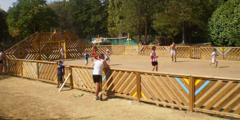 Camping Domaine de Gil – Ucel