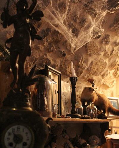La Caverne étoilée