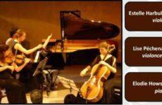 Concert Trio avec Violon, Violoncelle et Piano