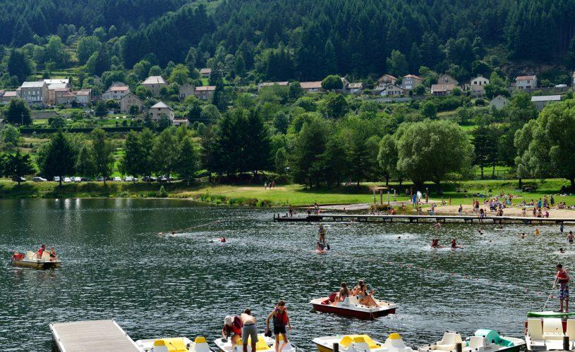 Lac St Martial