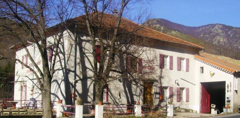 Hôtel du Midi Chez Baratier – Laviolle