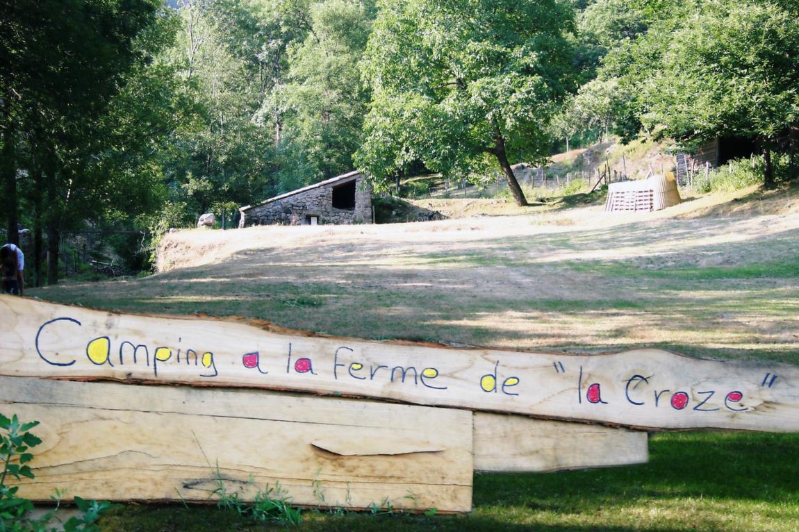 Camping Ferme De La Croze 3218491-diaporama Camping De La Croze U2013 St Joseph  Des Bancs ...