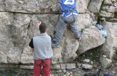 Handi escalade avec Cascade