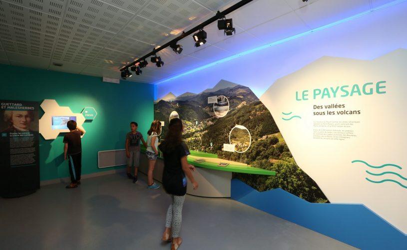 Exposition permanente-espace paysage