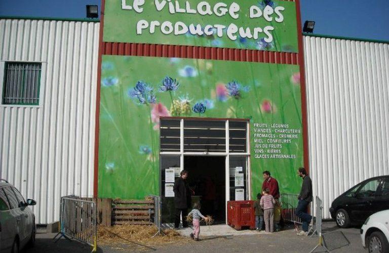 Le village des producteurs