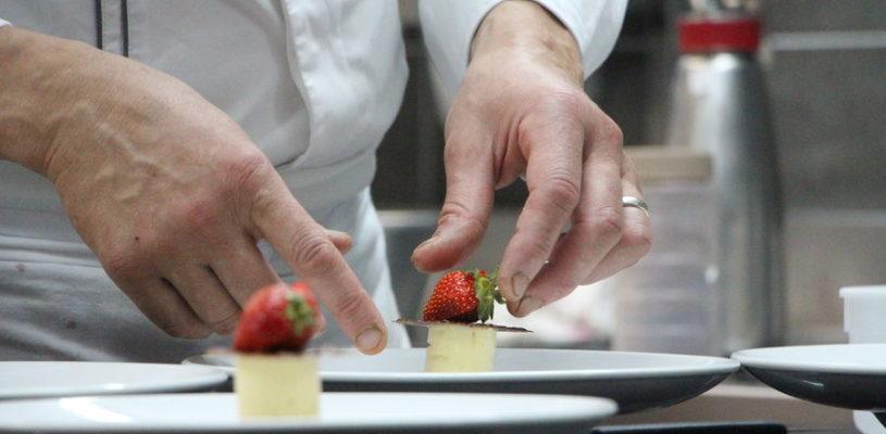Auberge de Montfleury – St Germain – Assiette de dessert