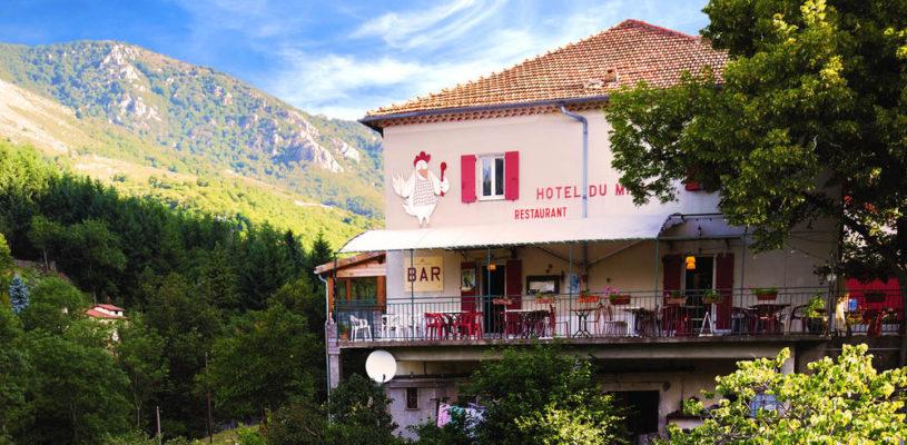 Hotel du Midi – Chez Baratier