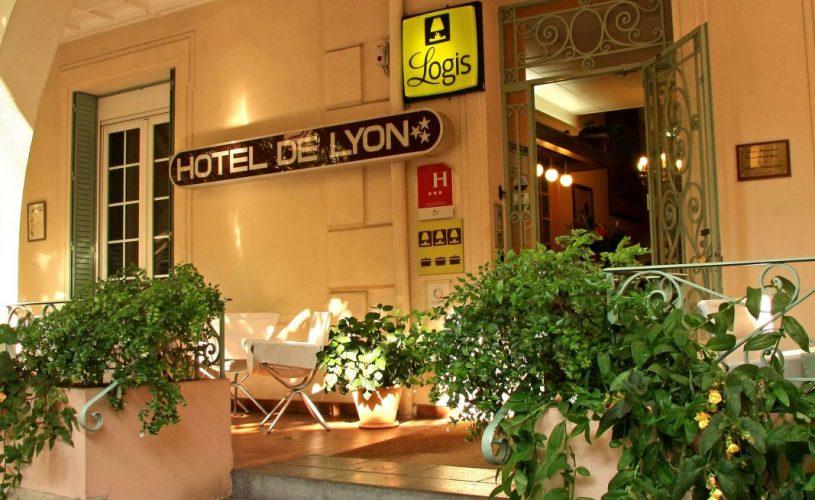 Hôtel Grand Hôtel de Lyon