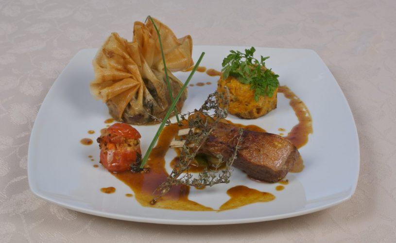 Les Bains restaurant