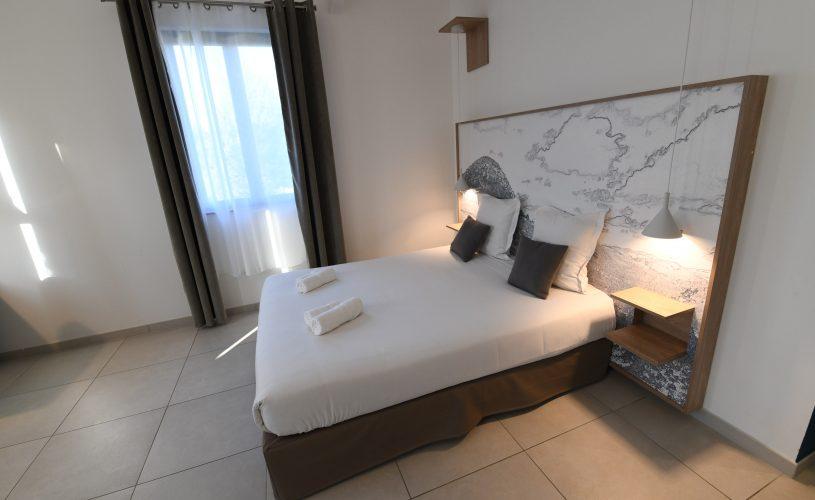 chambre hôtel double